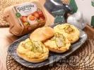 Рецепта Домашен яйчен пастет със сирене, горчица и с яйца Багрянка